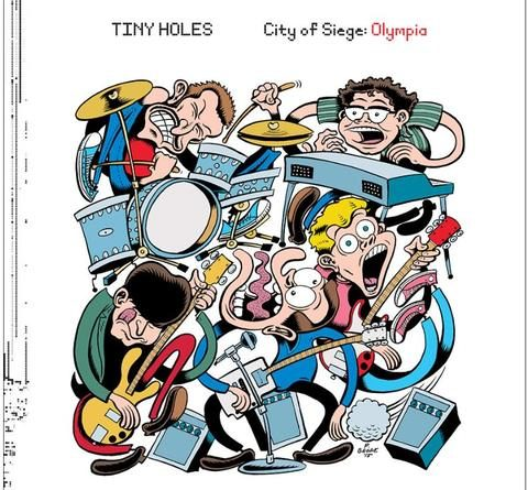 Review: Tiny Holes — 'City of Siege: Olympia'