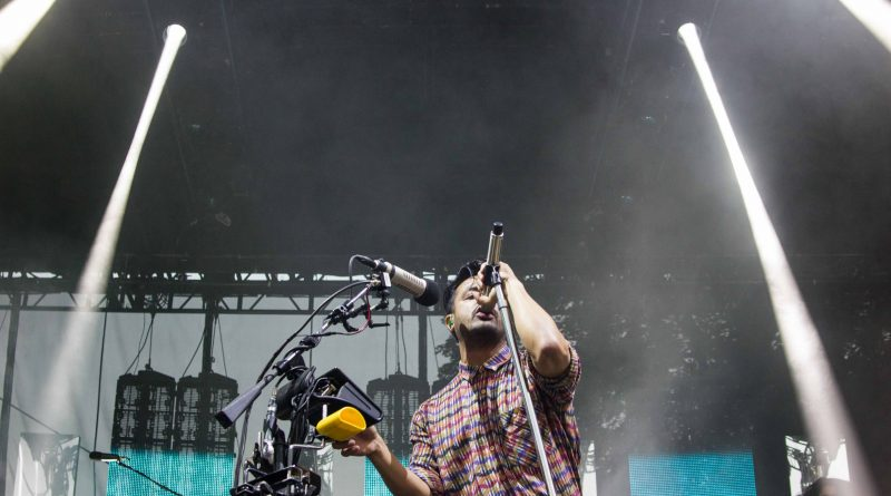 Concert Review: Young the Giant, Fitz and the Tantrums, COIN at Marymoor Park