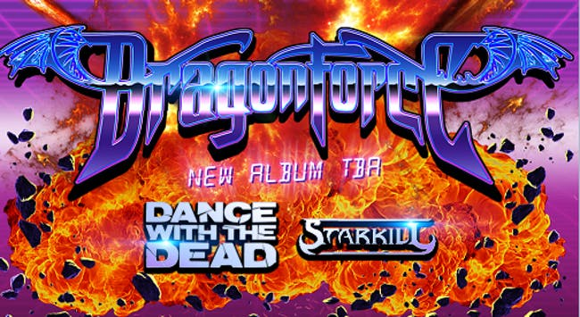 DragonForce coming to El Corazon on October 8th