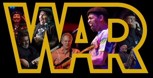 WAR coming to Jazz Alley from January 30th to February 2nd