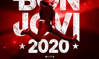 Bon Jovi to play Tacoma Dome on June 10