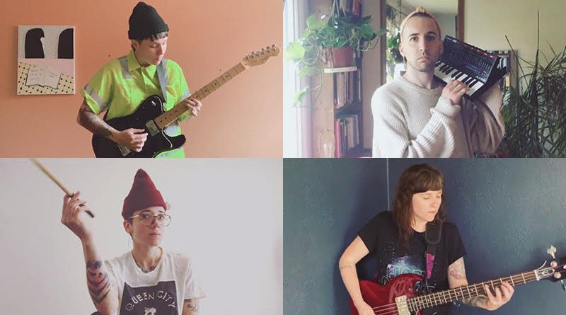 """Video Premiere: Watch """"Who You Are"""" by Moon Palace"""