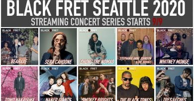 Black Fret Seattle Announces 2020 Grant Recipients